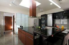 Kitchen Interior Architecture in Bungalows #Bungalow #Interior #Kitchen #RajpuraBhatinda