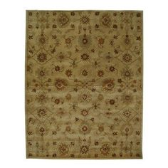 Jaipur Rugs Inc Hand Tufted, Nantes Sand/Sand, 5 by 8 by Jaipur Rugs Inc.