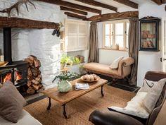 Una casa de campo de estilo inglés