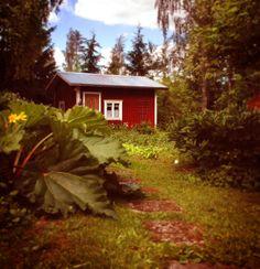 My grandparent´s place :) Oitti, Hausjärvi, Finland