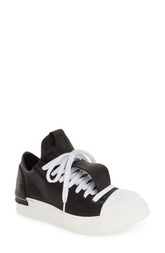 CA by CINZIA ARAIA Lace-Up Leather Sneaker (Women) available at #Nordstrom
