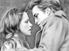 How to draw Twilight step by step — ARCMEL.COM