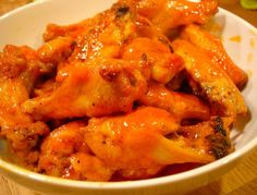The ultimate chicken wings recipe Today FM with blue cheese dressing
