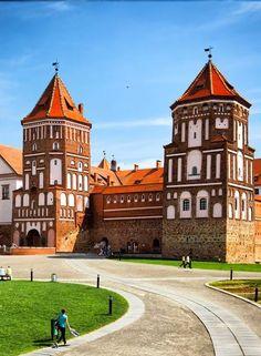 The Mirsky Castle Complex, Belarus