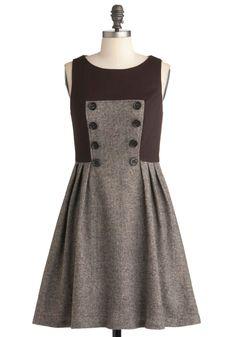 Eva Franco Positive Aptitude Dress | Mod Retro Vintage Dresses | ModCloth.com