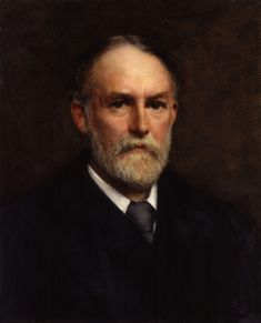 William Clarke Wontner (British 1857–1930) [Portraits, Academicism, Classicism, Romanticism] Frederic William Henry Myers, given to the National Portrait Gallery, London in 1938.