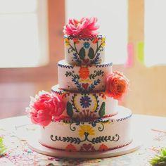 Festa de Aniversário Mexicana no Dia de los Muertos: Inspiração