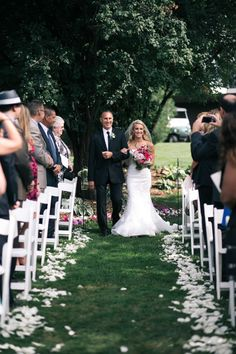 Documentary Wedding Photography Chicago   Oak Brook, IL outdoor ceremony