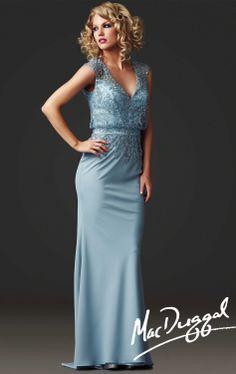 Dress by Mac Duggal 85327D by Mac Duggal Couture