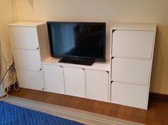 手軽なカラーボックスはサイズがいっぱい♪とっておきの使い方12選がコレ!