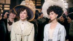 Mr. Selfridge (series 2013 - ) Starring: Frances O'Connor as Rose Selfridge and Katherine Kelly as Lady Mae Loxley.