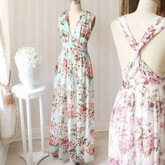 Adria Mint et White #Boutique1861 / Little summer breeze