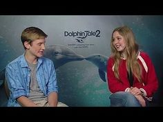 Dolphin Tale 2: Cozi Zuehlsdorff & Nathan Gamble Junket Interview --  -- http://www.movieweb.com/movie/dolphin-tale-2/cozi-zuehlsdorff-nathan-gamble-junket-interview