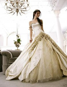 couture wedding dresses | Wedding Dresses ‹ ALL FOR FASHION DESIGN Belle Wedding Dresses, Wedding Dress Organza, Bridal Gowns, Wedding Gowns, Wedding Flowers, Wedding Stuff, Off Shoulder Ball Gown, Pretty Wedding Cakes, Cheap Gowns