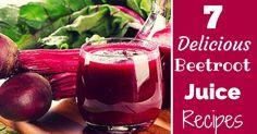 beetroot juice recipes