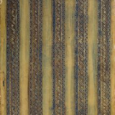 Blue/Bronze/Red with Matte Varnish Finish # Rolls: border total) Condition: and rolls are in excellent con Antique Wallpaper, Original Wallpaper, Borders For Paper, Rolls, At Least, Bronze, Antiques, Leather, Band