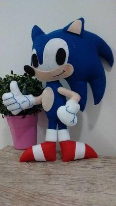 minha versão do Sonic