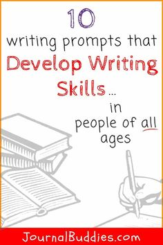 Writing Prompts that Develop Writing Skills in All Ages Argumentative Writing, Paragraph Writing, Narrative Writing, Informational Writing, Persuasive Writing, Writing Workshop, Writing Skills, Creative Writing For Kids, Creative Teaching
