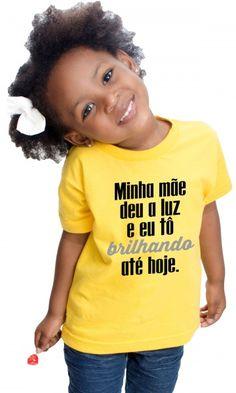 Dica #palcofashion #Camiseta - Brilhando #moda #fashion