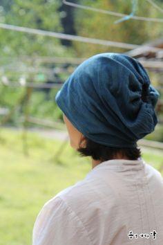 시골생활의 필수품 ~~~ 두건 누구나 만들 수 있는 초 간단 두건 만들기 사실 저는 두건보다 모자를 더 좋아...