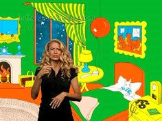 This is your favorite bedtime story, Goodnight Moon, translated into American Sign Language (ASL) and available on DVD.  To purchase this DVD complete with quiz, vocabulary review and alphabet go to www.aslinside.com