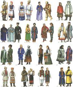 Россия, народы, этносы, народы России, Российской империи, многонациональная