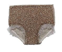 Shop Koko Blush for the Showstopper shorts in gold by Tutu Du Monde www.kokoblush.com