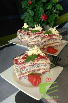 Polish Recipes, Polish Food, Sweets Cake, Food Cakes, Something Sweet, Cake Recipes, Food And Drink, Baking, Crack Crackers