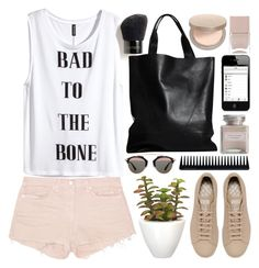 """""""Bad to the Bone"""" by fyenksfiona ❤ liked on Polyvore"""