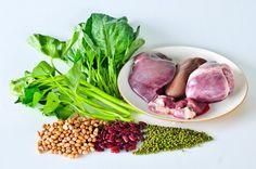 top 10 alimentos ricos en hierro que debes incluir en tu #dieta para que consigas el cuerpo que deseas y una mejor #salud