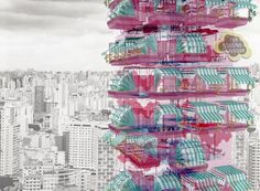 Rolling Tower for Andres Jaque Arquitectos