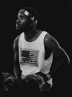 My inspiration. Frank Ocean - the best!