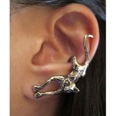 Ear Cuff - Cat by Marty