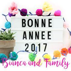 Bianca & Family vous souhaite une bonne année 2017 !