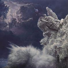 I dipinti ad alta velocità di Joel Rea.