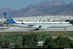 This photo is taken from my room balcony of the hotel! (Hotel Fenix) - Photo taken at Athens (- Hellinikon) (ATH / LGAT) [CLOSED] in Greece on February View Photos, Cool Photos, Olympic Airlines, Cool Backdrops, Greek Flag, Greek Warrior, Boeing 777, Aircraft Pictures, Great Shots