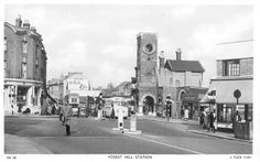 Forest Hill London, Double Decker Bus, Hill Station, South London, London Photos, Crystal Palace, Old Photos, Childhood Memories, Past