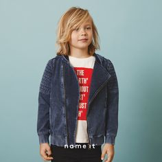 Denim, Jackets, Fashion, January, Down Jackets, Moda, Jacket, Fasion, Jeans