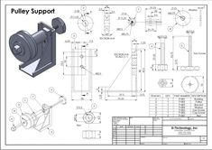 autocad 2014 tutorial: defining a unit of measure Mechanical Engineering Design, Mechanical Design, Isometric Drawing Exercises, Cad 3d, 3d Drawing Techniques, Orthographic Drawing, Solidworks Tutorial, Interesting Drawings, Drawing Projects