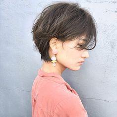 【HAIR】ショートボブの匠【 山内大成 】GARDENさんのヘアスタイルスナップ(ID:367514)