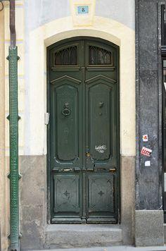 Doors of Segovia, via Flickr.
