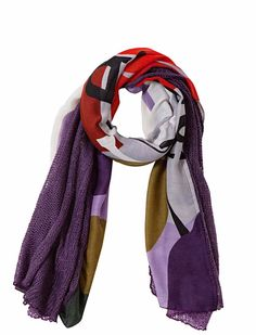 Desigual Scarf Mixto Happy Forest, Canada
