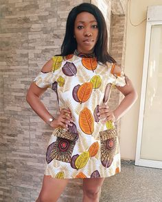 2019 Latest and Alluring Ankara Styles African Fashion Ankara, Latest African Fashion Dresses, African Print Fashion, African Print Clothing, African Print Dresses, African Dress, Short Ankara Dresses, Ankara Dress Styles, African Attire