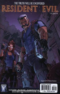 Resident Evil #3.