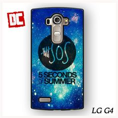 5 Second Of Summer Galaxys Blue For LG G3 G4