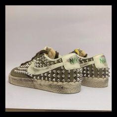 Nike Blazer Borchie