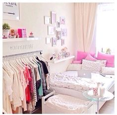 great ideas for decorating girls& rooms - cute quirky bedroom interior ideas students - My New Room, My Room, Dorm Room, Spare Room, Home Bedroom, Bedroom Decor, Teen Bedroom, Bedroom Ideas, Girl Bedrooms