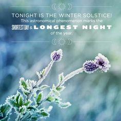 21-12-15 monday. Winter Solstice