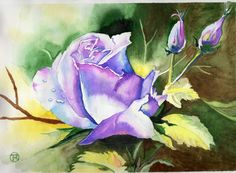 Larry t.    Watercolor