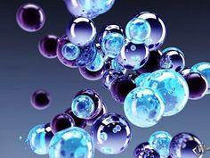 Bubbles 3d Wallpaper